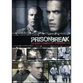 Prison Break. La serie completa. Stagioni 1 e 2 (12 Dvd)