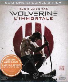 Wolverine L'Immortale / X-Men Le Origini - Wolverine (2 Blu-Ray) (Blu-ray)