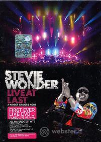 Stevie Wonder. Live at Last