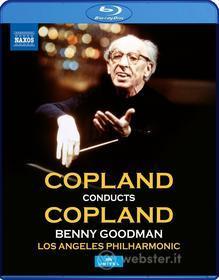 Aaron Copland - Conducts Copland (Blu-ray)
