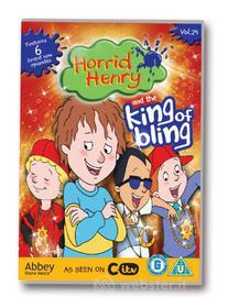 Horrid Henry And The King Of B - Horrid Henry And The King Of B