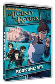 La leggenda di Korra. Libro 1. Aria. Vol. 1