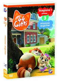 44 Gatti #03 - Missione Dogsitter