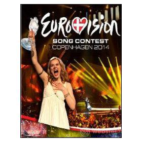 Eurovision Song Contest Copenaghen 2014 (3 Dvd)
