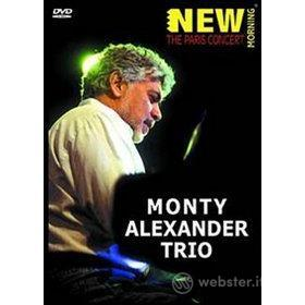 Monty Alexander. Monty Alexander Trio The Paris Concert