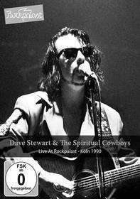 Dave Stewart & The Spiritual Cowboys. Live At Rockpalast