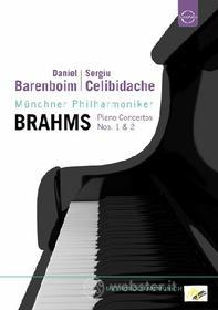 Daniel Barenboim. Sergiu Celibidache. Brahms