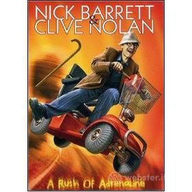 Nick Barret. A Rush Of Adrenaline