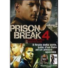 Prison Break. Stagione 4 + The Final Break (7 Dvd)