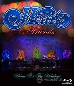 Heart. Heart & Friends. Home For The Holidays (Blu-ray)