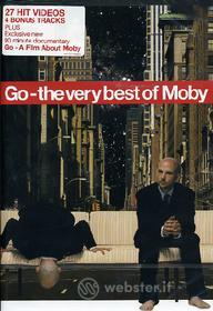 Moby. Go. The Very Best Of Moby (2 Dvd)