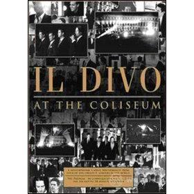 Il Divo. At the Coliseum