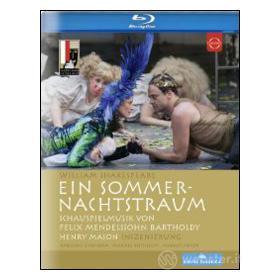 William Shakespeare. Ein sommer-nachtstraum. Sogno di una notte di mezza estate (Blu-ray)