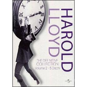 Harold Lloyd. The Definitive Collection. Vol. 2 (5 Dvd)