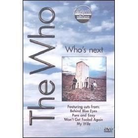 The Who. Who's Next