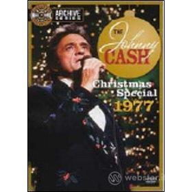 Johnny Cash. Christmas Special 1977