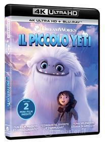 Il Piccolo Yeti (Blu-Ray 4K Ultra HD+Blu-Ray) (Blu-ray)