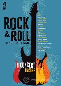 Rock & Roll Hall Of Fame: In Concert: Encore (4 Dvd)