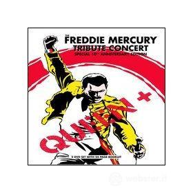 The Freddy Mercury Tribute Concert. Special 10th Anniversary Edition (2 Dvd)