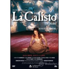 Francesco Cavalli. La Calisto (2 Dvd)