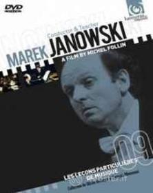 Marek Janowski. Conductor and Teacher. Les Leçons Particulieres De Musique