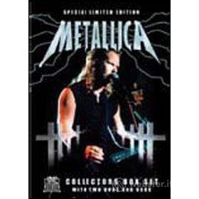 Metallica. Collectors Box Set (2 Dvd)