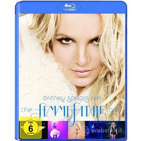 Britney Spears. The Femme Fatale Tour (Blu-ray)