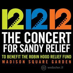 12-12-12. The Concert For Sandy Relief