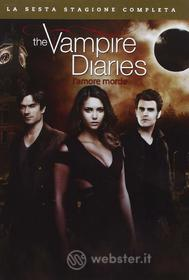 The Vampire Diaries. Stagione 6 (5 Dvd)