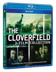The Cloverfield - 3 Film Collection (3 Blu-Ray) (Blu-ray)