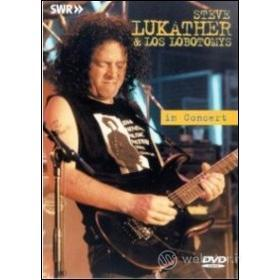 Steve Lukather & Los Lobotomys In Concert