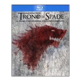 Il trono di spade. Stagione 1 e 2 (10 Blu-ray)