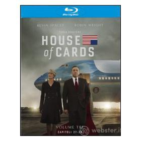 House of Cards. Stagione 3 (4 Blu-ray)
