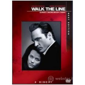 Quando l'amore brucia l'anima. Walk the line (Edizione Speciale 2 dvd)