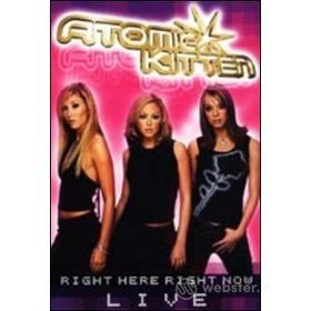 Atomic Kitten. Right Here, Right Now Live