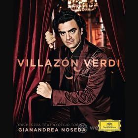 Giuseppe Verdi - Rolando Villazon (Blu-ray Audio) (Blu-ray)