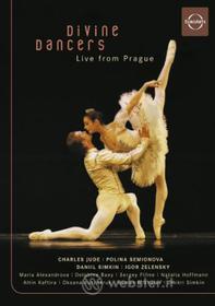 Divine Dancer. Live from Prague