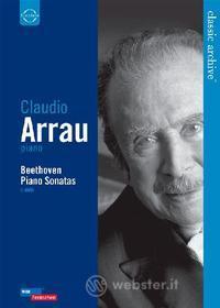Claudio Arrau. Beethoven, Piano Sonatas (2 Dvd)