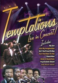 Temptations - Live In Concert