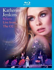 Katherine Jenkins - Believe - Live From O2 (Blu-ray)