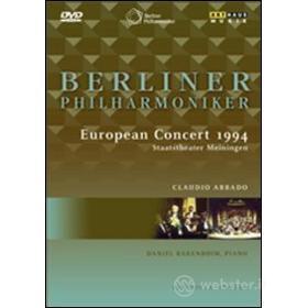 European Concert 1994 - Claudio Abbado