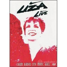 Liza Minnelli. Live from Radio City Music Hall