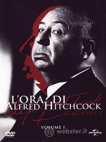 L' ora di Alfred Hitchcock. Stagione 1. Vol. 1 (3 Dvd)