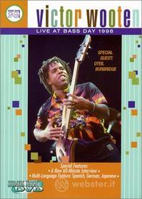 Victor Wooten - Live At Bass Day 98