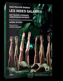 Jean-Philippe Rameau. Les Indes Galantes