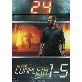 24. Stagione 1 - 5 (34 Dvd)