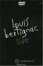 Louis Bertignac - Live Power Trio (Super Jewel Box)
