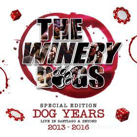 The Winery Dogs - Dog Years Live In Santiago & Beyond 2013-2016 (Blu-Ray+Dvd) (2 Blu-ray)