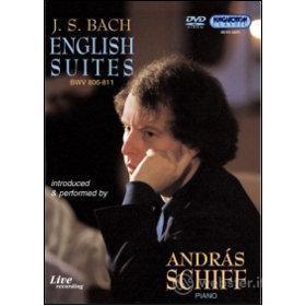 Johann Sebastian Bach. English Suites