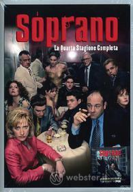 I Soprano. Stagione 4 (4 Dvd)